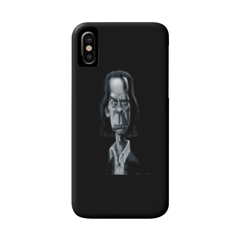Nick Cave Accessories Phone Case by stephencase's Artist Shop