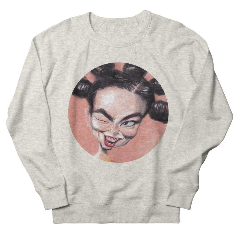 Bjork Women's Sweatshirt by stephencase's Artist Shop
