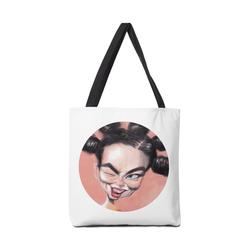 Bjork Accessories Bag by stephencase's Artist Shop