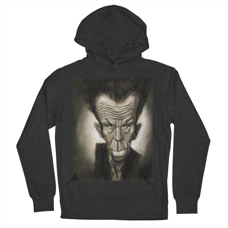 Tom Waits Men's Pullover Hoody by stephencase's Artist Shop