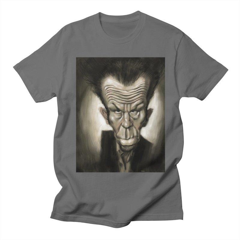 Tom Waits Men's T-Shirt by stephencase's Artist Shop