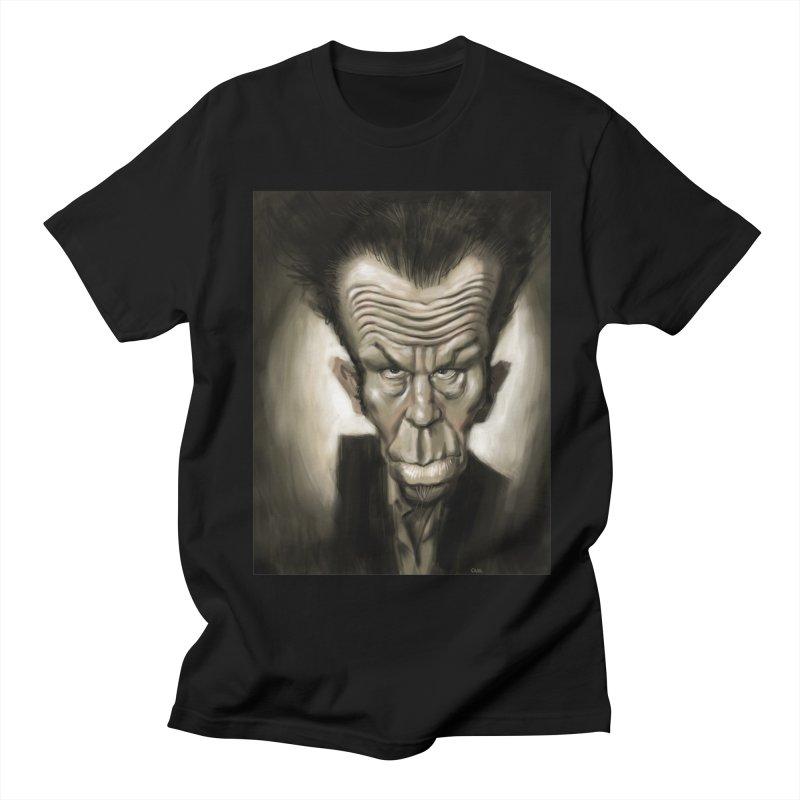 Tom Waits Women's Unisex T-Shirt by stephencase's Artist Shop