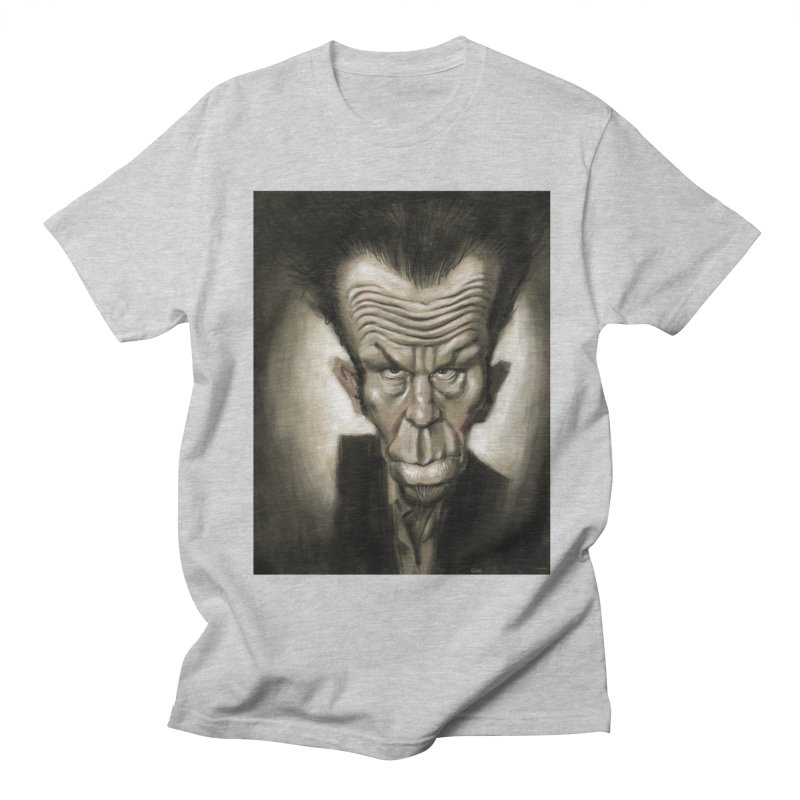 Tom Waits Women's Unisex T-Shirt by stephencase's Artist Shop