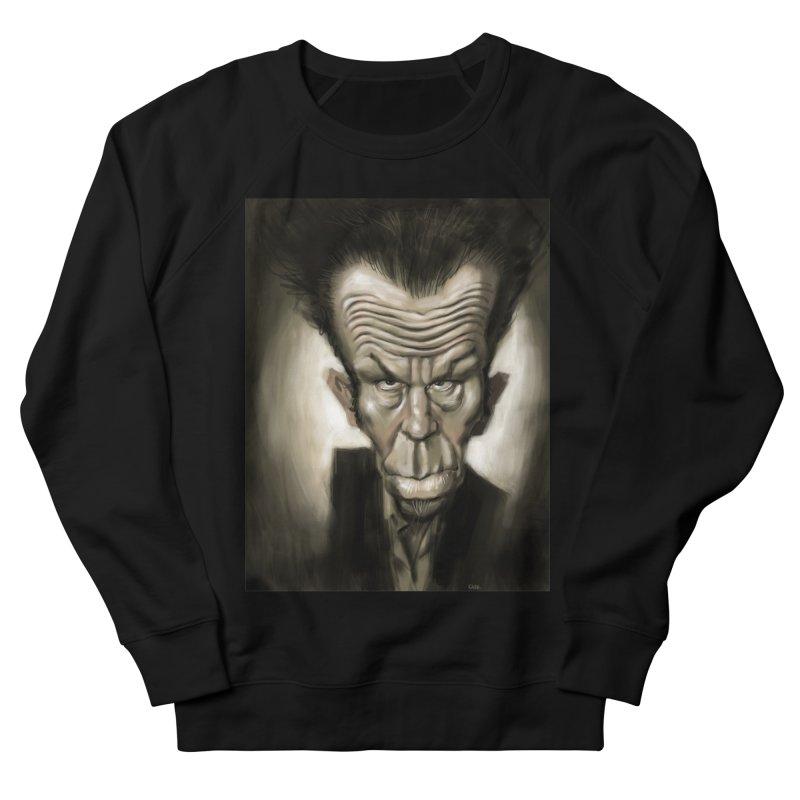 Tom Waits Women's Sweatshirt by stephencase's Artist Shop