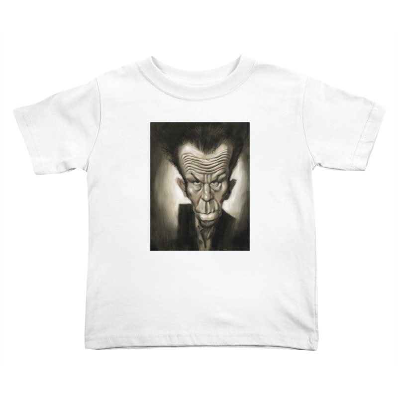 Tom Waits Kids Toddler T-Shirt by stephencase's Artist Shop