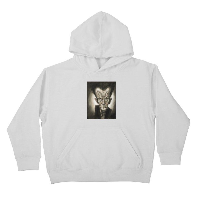 Tom Waits Kids Pullover Hoody by stephencase's Artist Shop