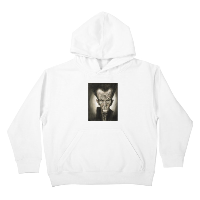 Tom Waits Kids Pullover Hoody by stephencase's Artist Shop