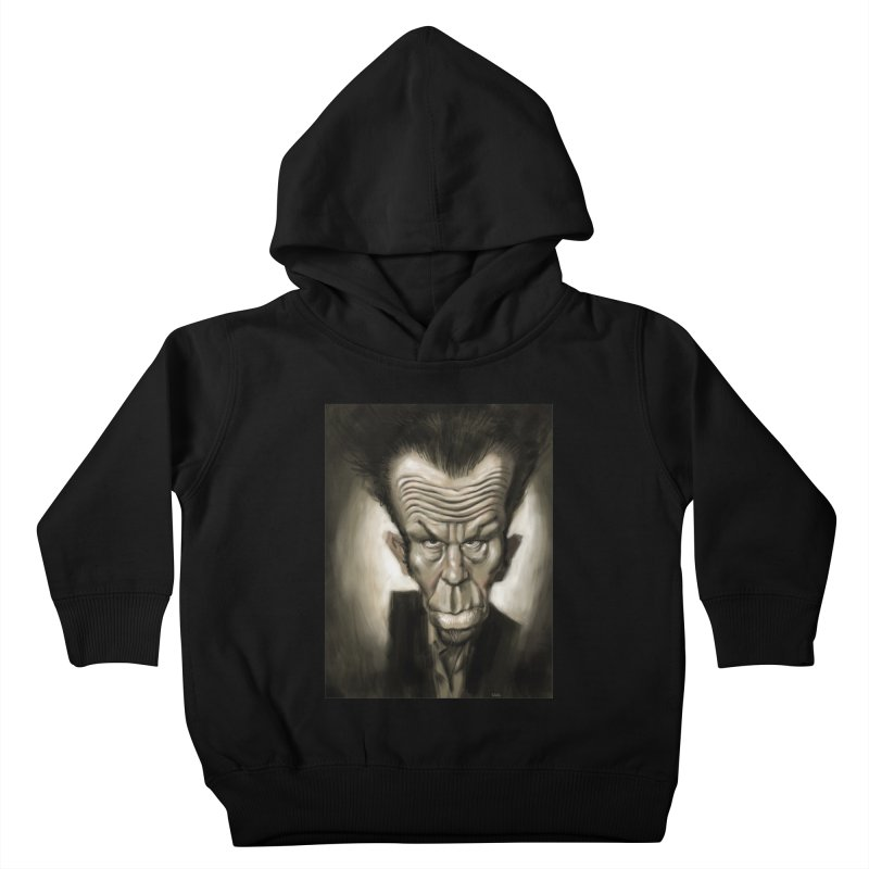 Tom Waits Kids Toddler Pullover Hoody by stephencase's Artist Shop