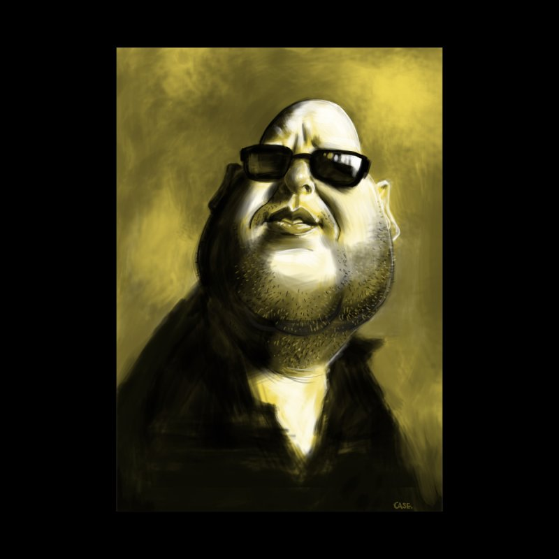 Frank Black None  by stephencase's Artist Shop