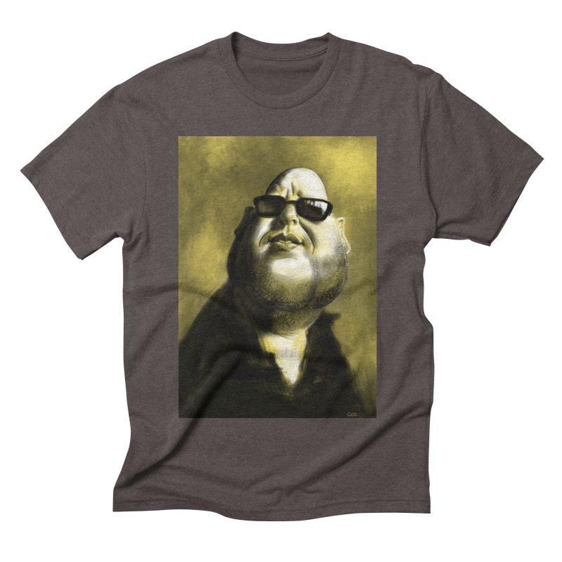 Frank Black Men's Triblend T-Shirt by stephencase's Artist Shop