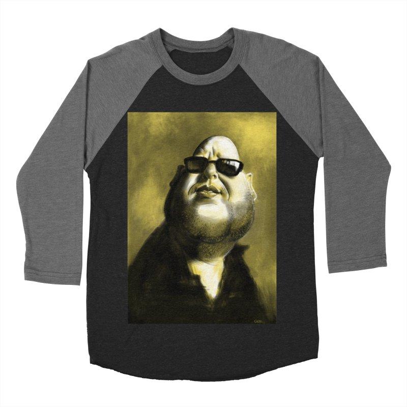 Frank Black Men's Baseball Triblend T-Shirt by stephencase's Artist Shop