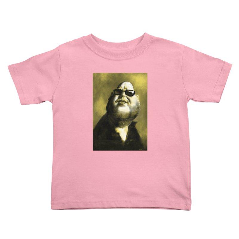 Frank Black Kids Toddler T-Shirt by stephencase's Artist Shop