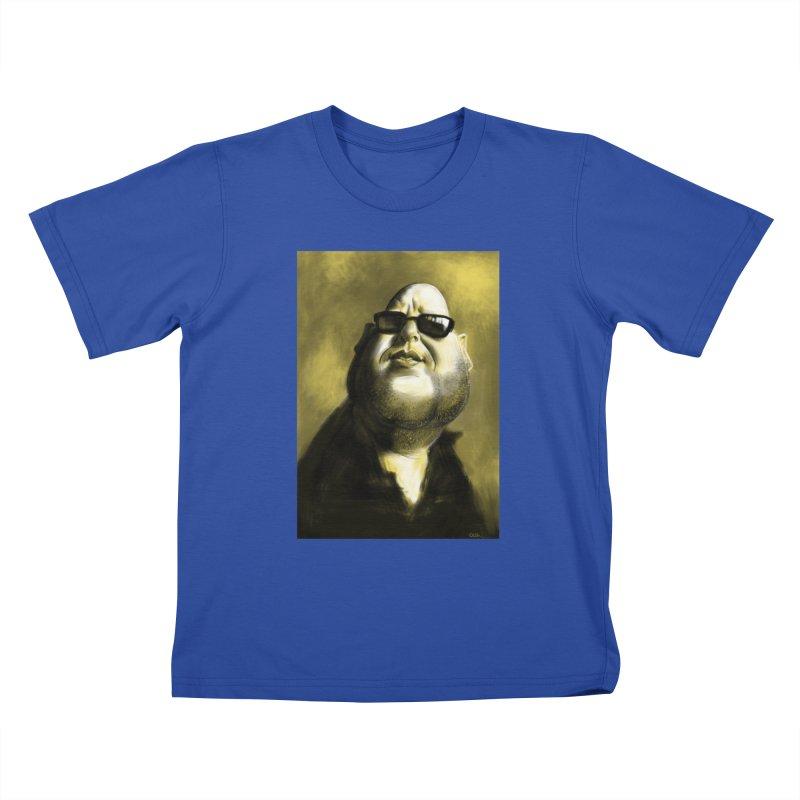 Frank Black Kids T-shirt by stephencase's Artist Shop