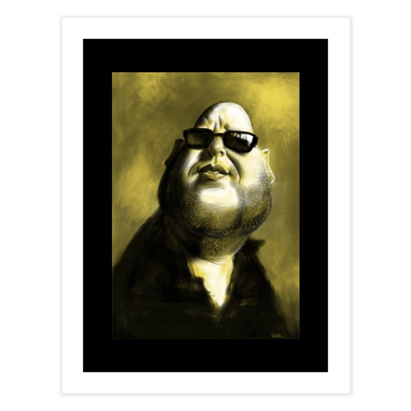 Frank Black Home Fine Art Print by stephencase's Artist Shop
