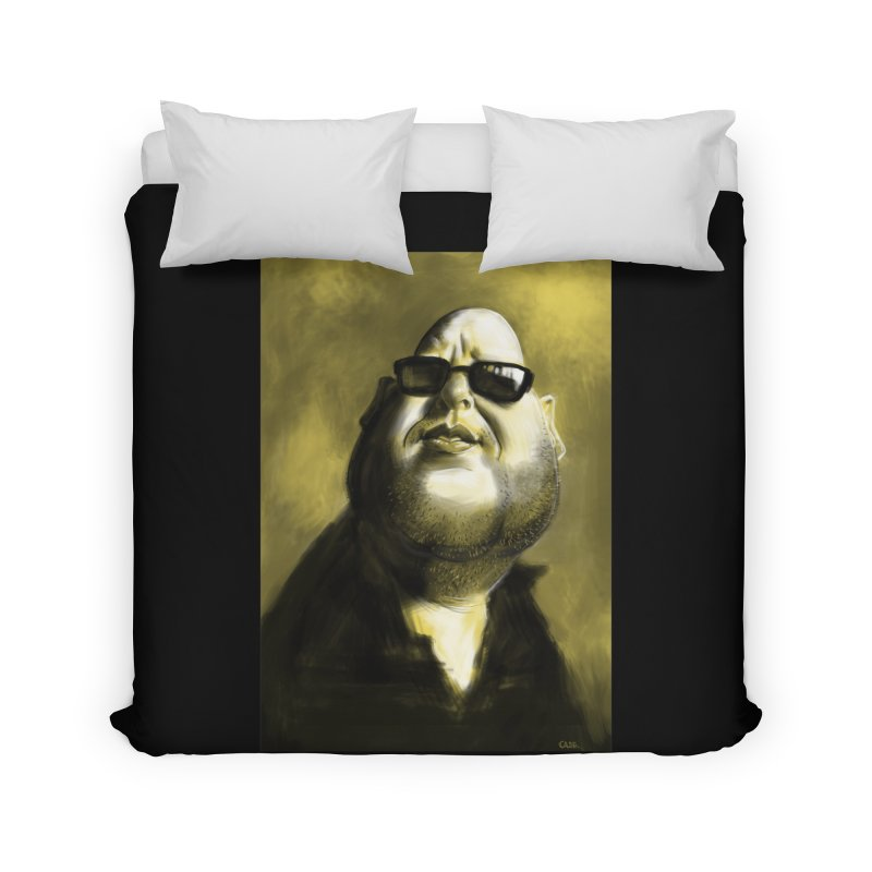 Frank Black Home Duvet by stephencase's Artist Shop
