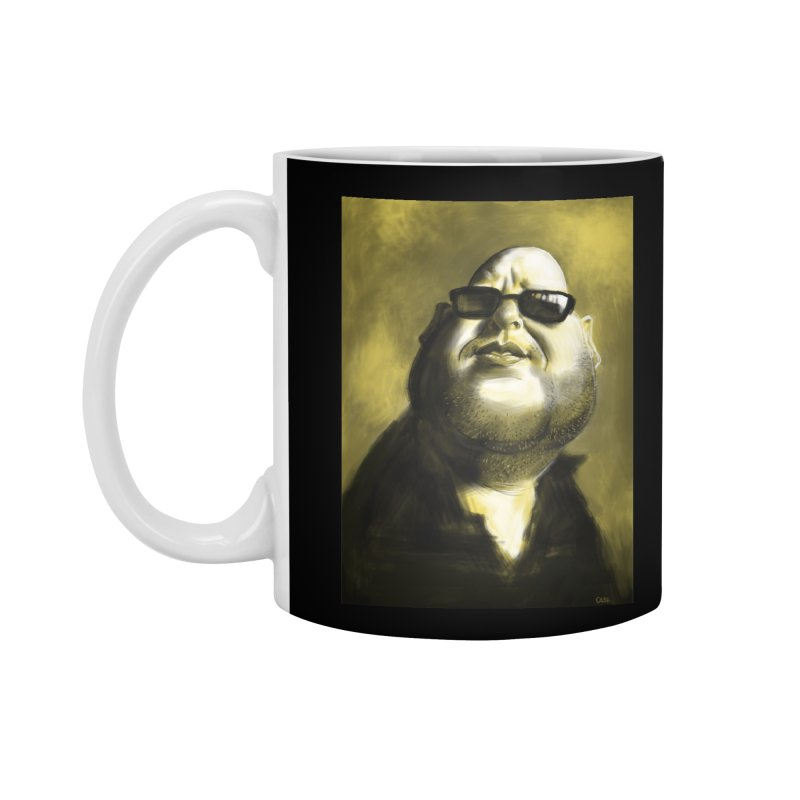 Frank Black Accessories Mug by stephencase's Artist Shop
