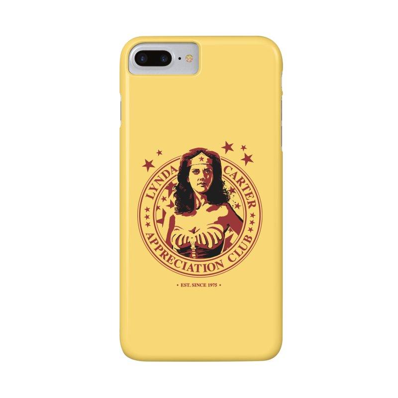 Lynda Carter Appreciation Club Accessories Phone Case by stephencase's Artist Shop