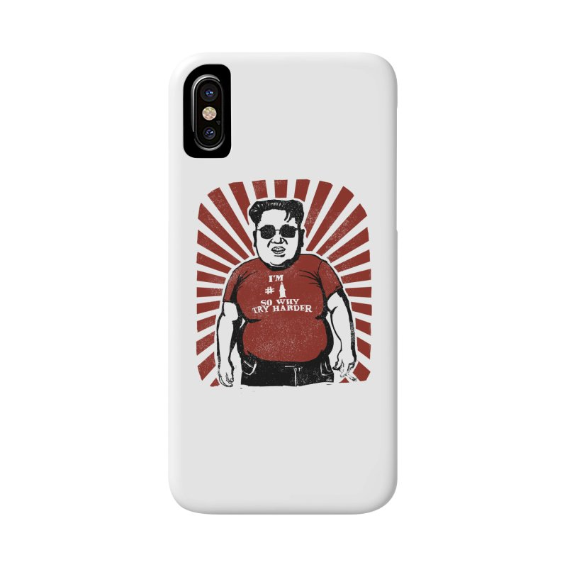 Fat Boy Kim Accessories Phone Case by stephencase's Artist Shop