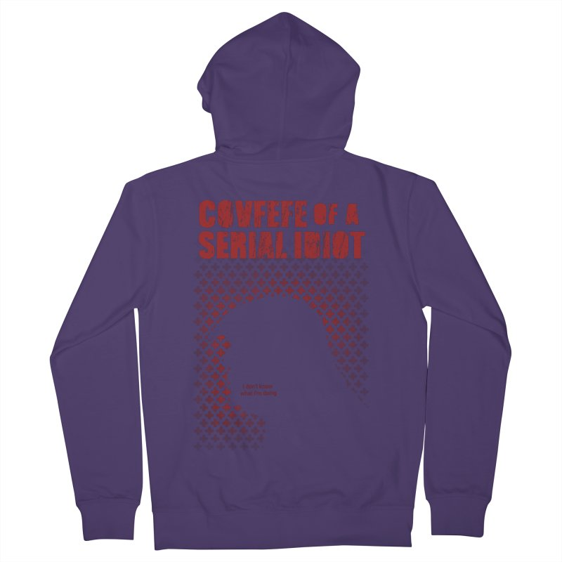 Covfefe of a Serial Idiot Women's Zip-Up Hoody by stephencase's Artist Shop