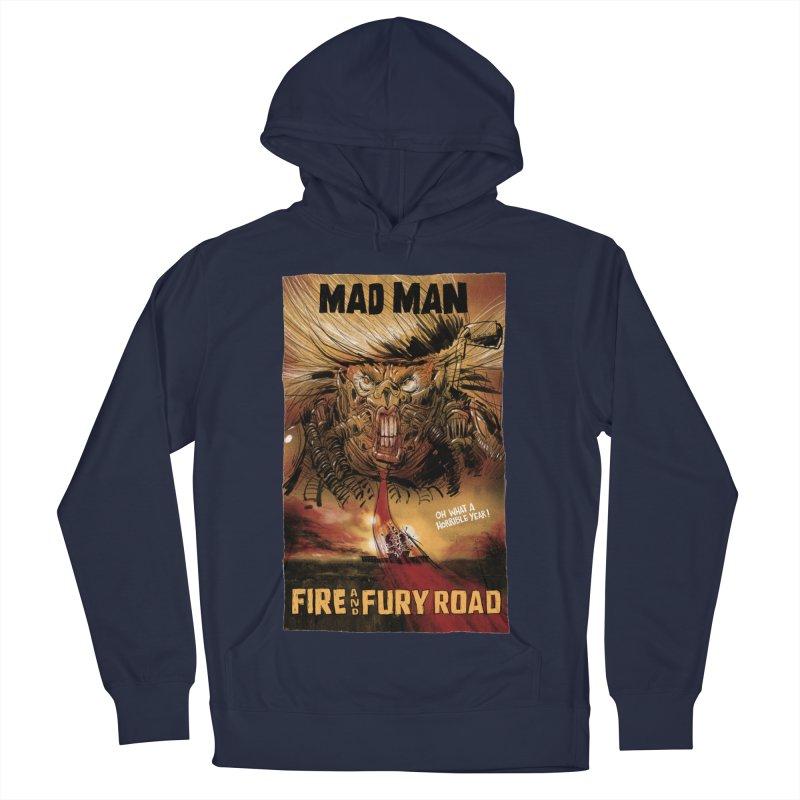 Fire & Fury Road Women's Pullover Hoody by stephencase's Artist Shop