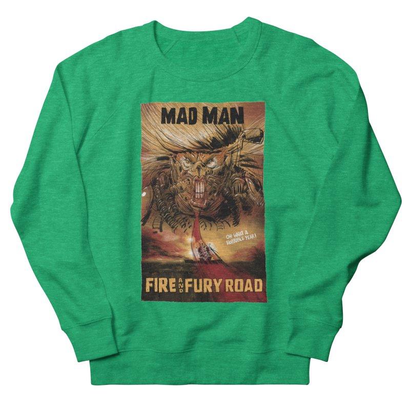 Fire & Fury Road Women's Sweatshirt by stephencase's Artist Shop