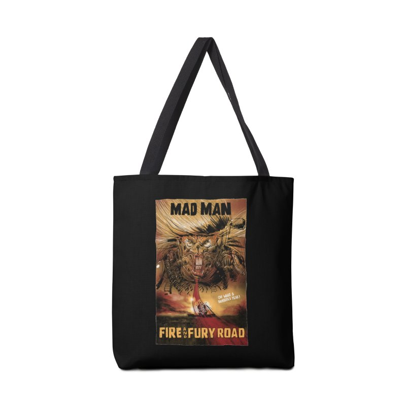 Fire & Fury Road Accessories Bag by stephencase's Artist Shop