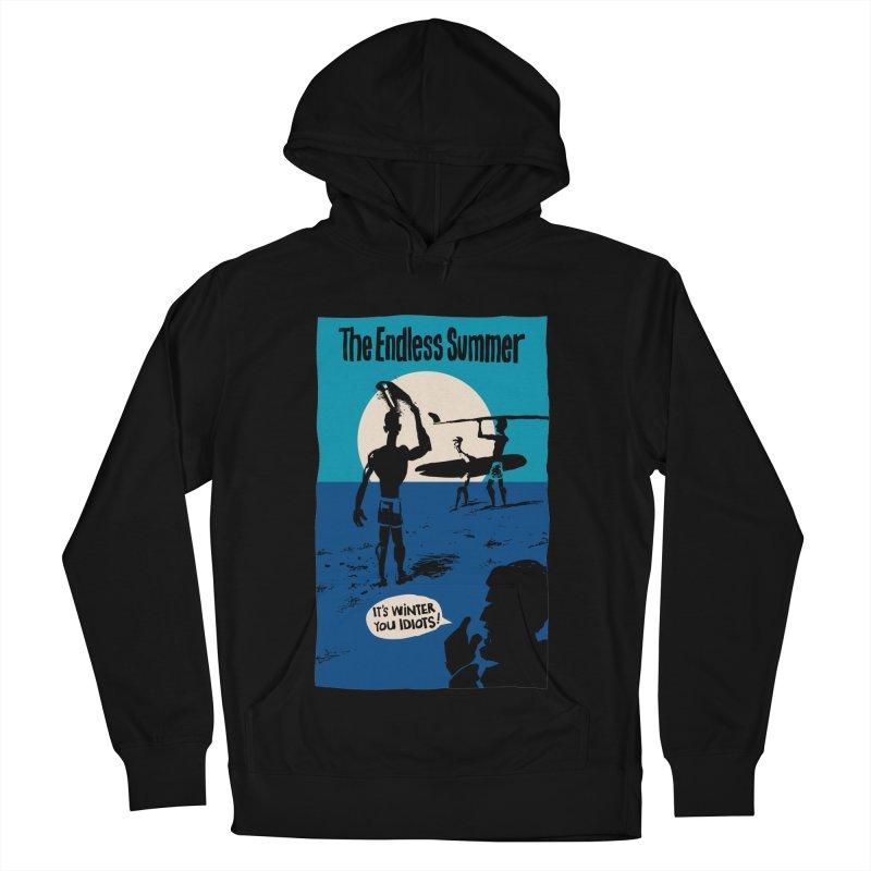 Endless Summer? Men's Pullover Hoody by stephencase's Artist Shop