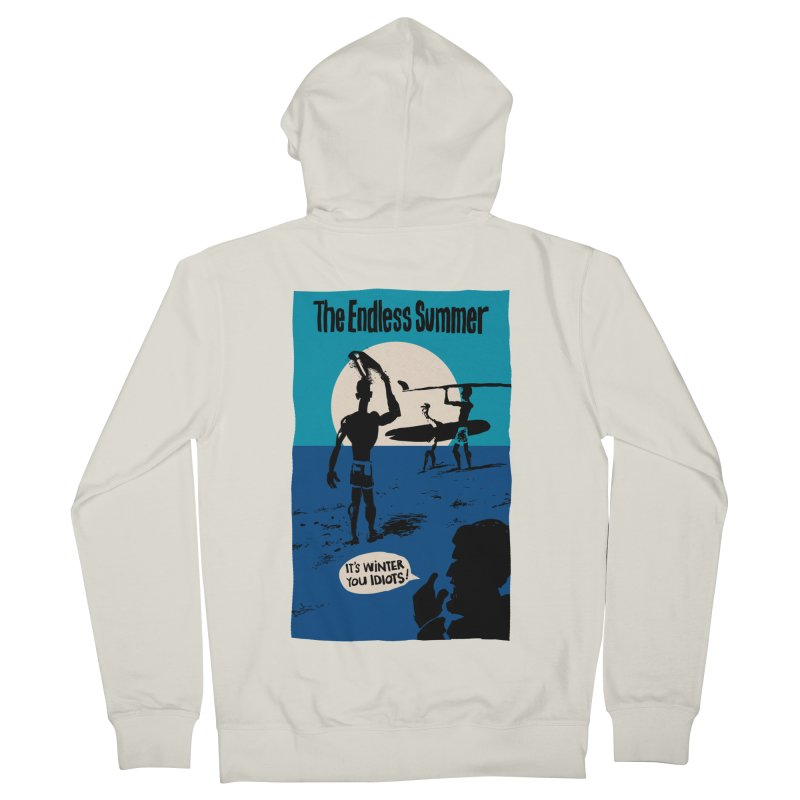 Endless Summer? Women's Zip-Up Hoody by stephencase's Artist Shop