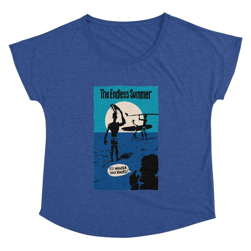 Endless Summer? Women's Dolman by stephencase's Artist Shop