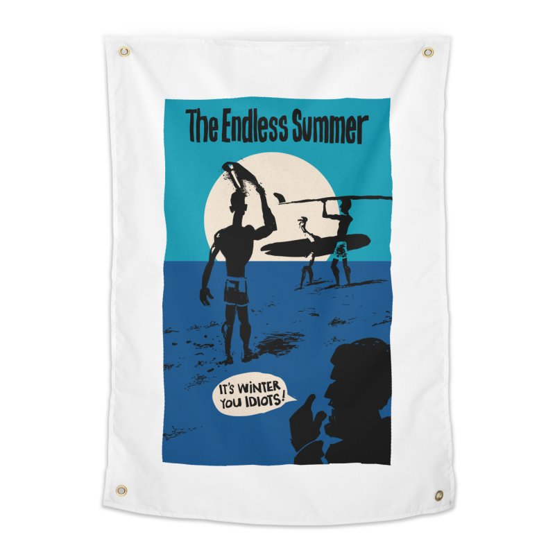 Endless Summer? Home Tapestry by stephencase's Artist Shop