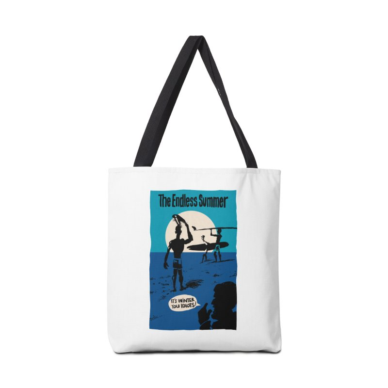 Endless Summer? Accessories Bag by stephencase's Artist Shop