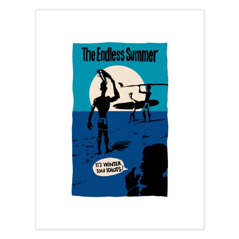 Endless Summer? Home Fine Art Print by stephencase's Artist Shop