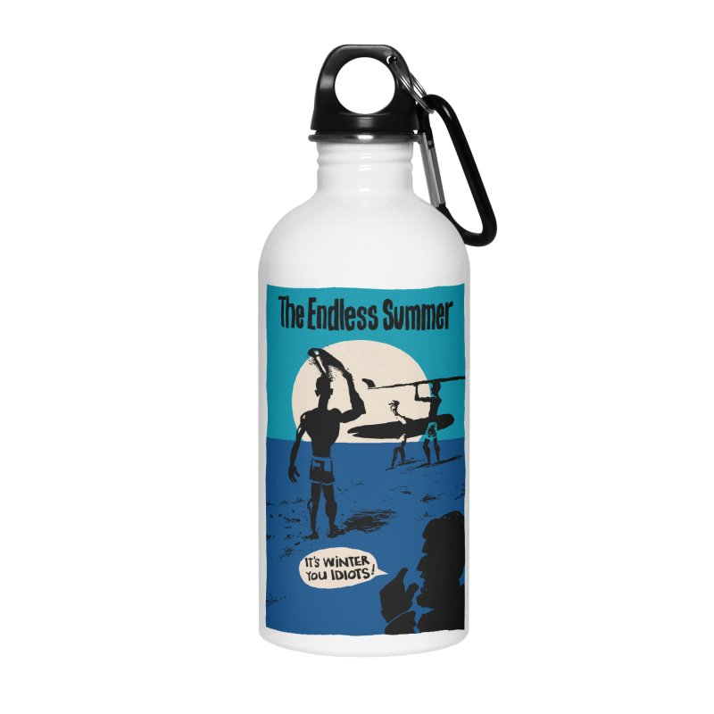 Endless Summer? Accessories Water Bottle by stephencase's Artist Shop