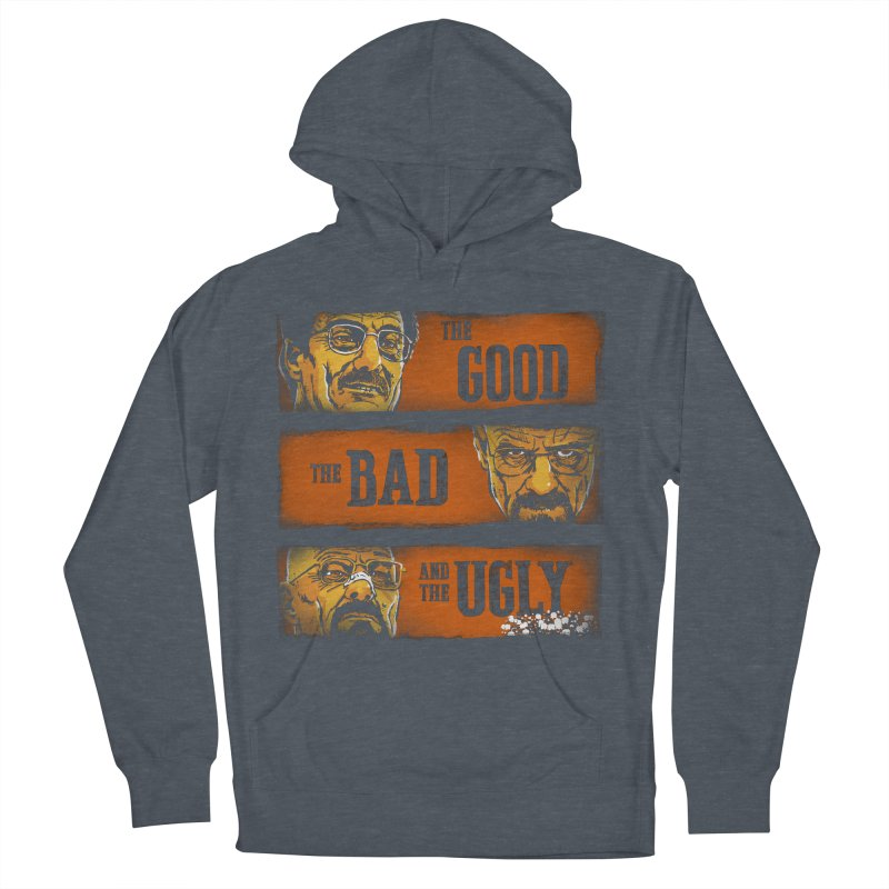 The Good, the Breaking Bad and the Ugly Men's Pullover Hoody by stephencase's Artist Shop