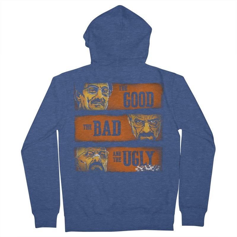 The Good, the Breaking Bad and the Ugly Women's Zip-Up Hoody by stephencase's Artist Shop