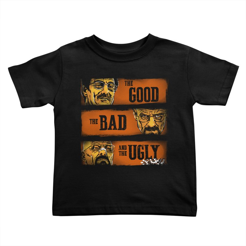 The Good, the Breaking Bad and the Ugly   by stephencase's Artist Shop