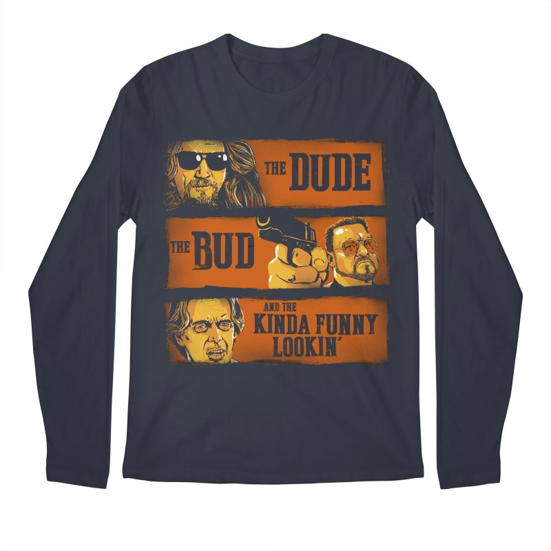 The Dude, the Bud and the Kinda Funny Lookin'   by stephencase's Artist Shop
