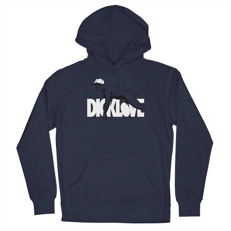 D*CKLOVE Men's Pullover Hoody by Stephen Draws's Artist Shop