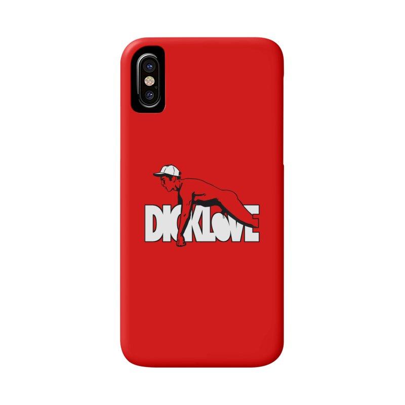 D*CKLOVE Accessories Phone Case by Stephen Draws's Artist Shop