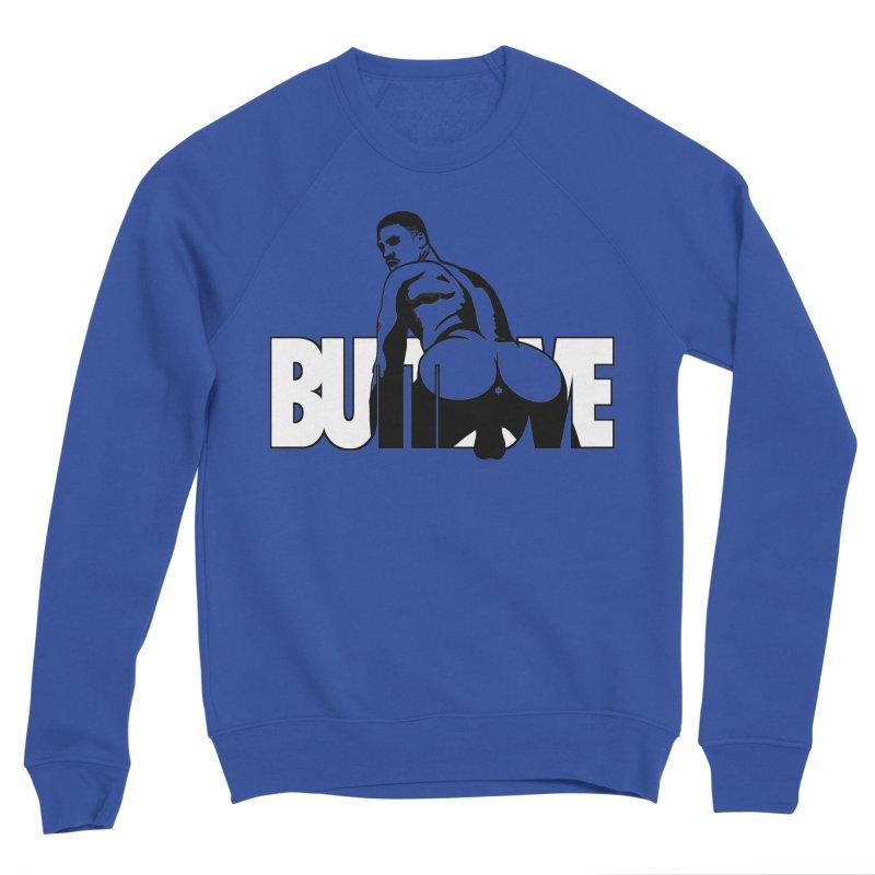 BUTTLOVE Women's Sponge Fleece Sweatshirt by Stephen Draws's Artist Shop