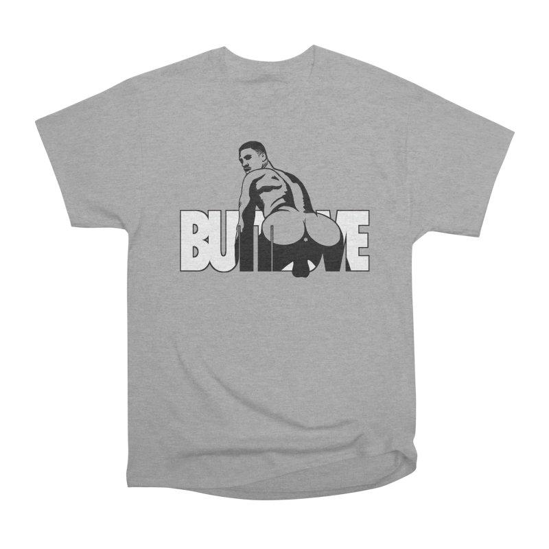 BUTTLOVE Women's Heavyweight Unisex T-Shirt by Stephen Draws's Artist Shop