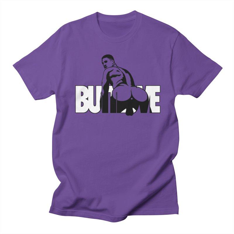BUTTLOVE Women's Regular Unisex T-Shirt by Stephen Draws's Artist Shop