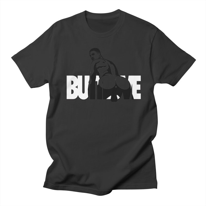 BUTTLOVE Women's Regular Unisex T-Shirt by Stephen Draws's Artist Shop
