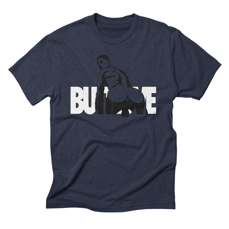 BUTTLOVE Men's Triblend T-Shirt by Stephen Draws's Artist Shop