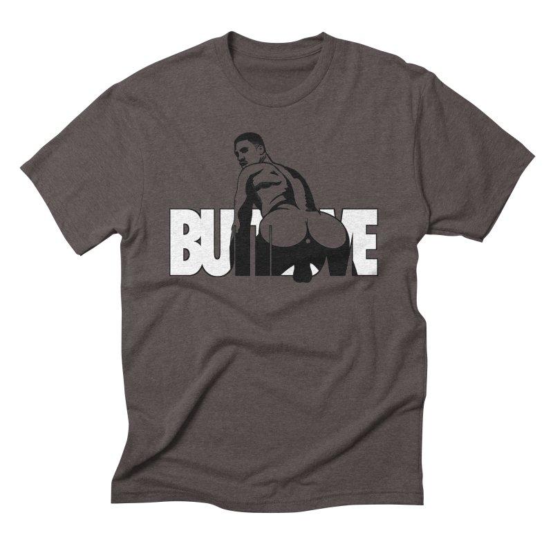 BUTTLOVE Men's Triblend T-Shirt by Stephen Draws's Artist Shop