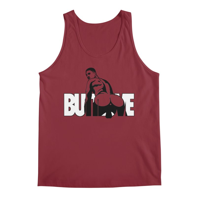 BUTTLOVE Men's Regular Tank by Stephen Draws's Artist Shop