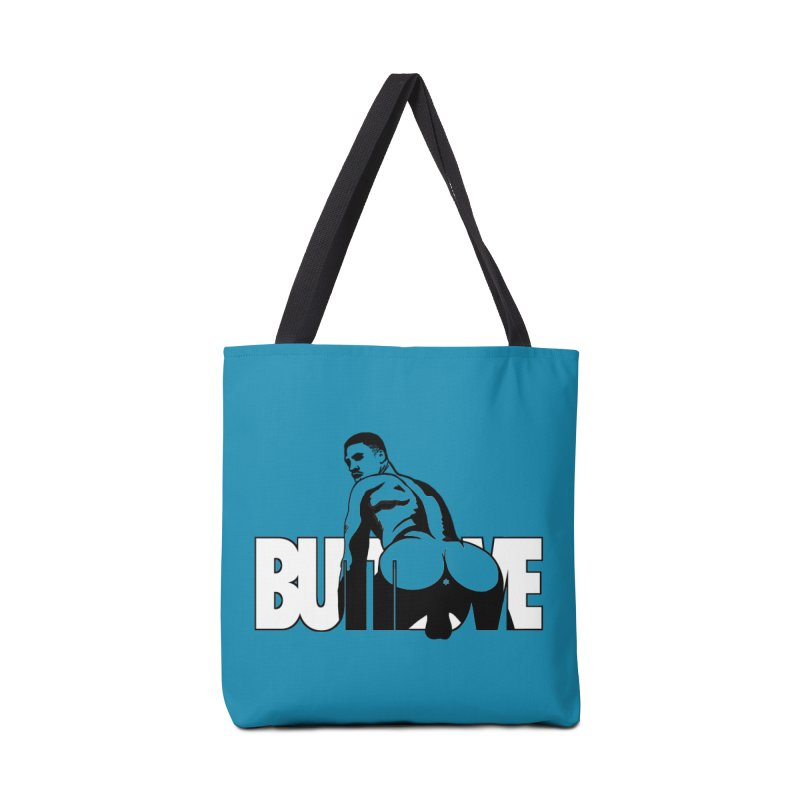 BUTTLOVE Accessories Tote Bag Bag by Stephen Draws's Artist Shop