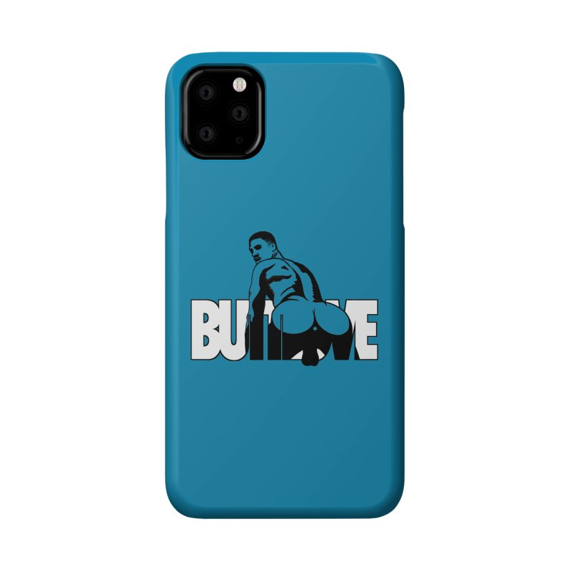 BUTTLOVE Accessories Phone Case by Stephen Draws's Artist Shop