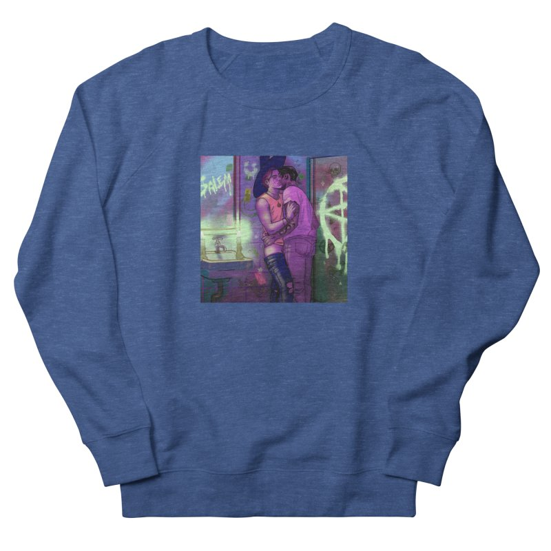 WE ALWAYS HAVE SALEM Women's French Terry Sweatshirt by Stephen Draws's Artist Shop