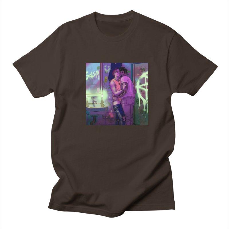 WE ALWAYS HAVE SALEM Men's Regular T-Shirt by Stephen Draws's Artist Shop